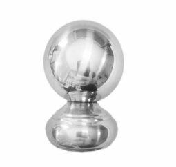Декоративный шар на трубу 50.8 мм, cc407