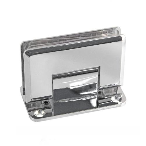 Петля стена-стекло, двухстороннее крепление к стене cc1000, для стеклянных душевых, дверей и перегородок