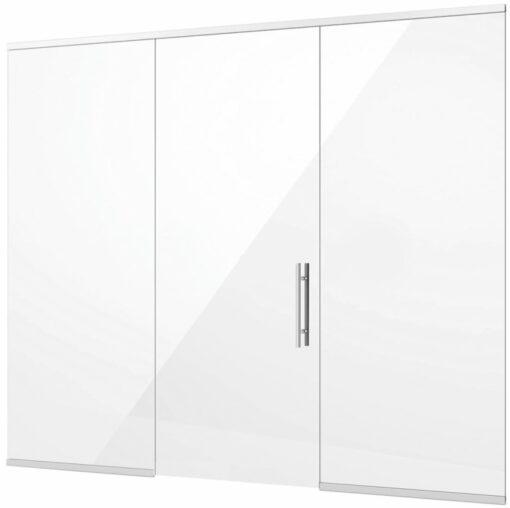 Стеклянные перегородки и раздвижные стеклянные двери