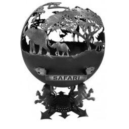 "Чаша для костра ""Очаг"" Safari"